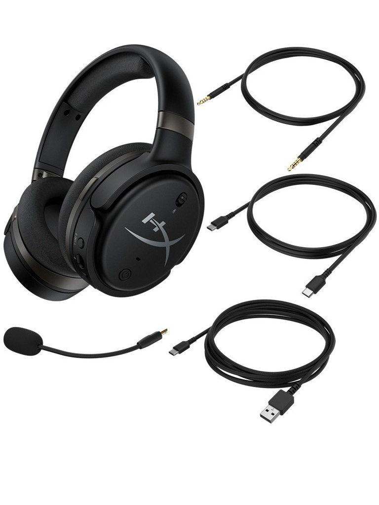 Наушники HyperX Cloud Orbit Black HX-HSCO-GM/WW