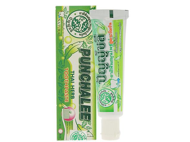 Зубная паста Punchalee Herbal 35гр 7698