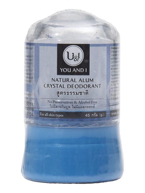 Дезодорант Narda кристалл 45г Natural 7864