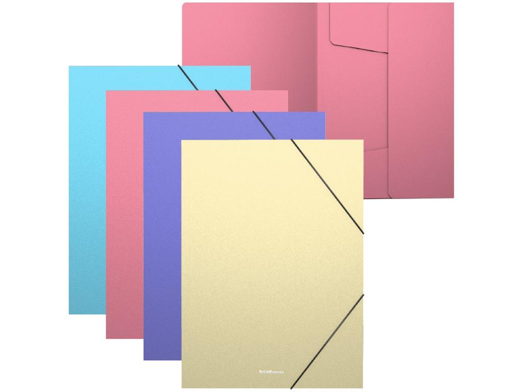 Папка ErichKrause Pastel А4 50400