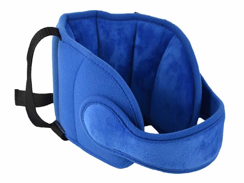 Держатель для головы в автокресло SleepFix Royal Blue SF001B