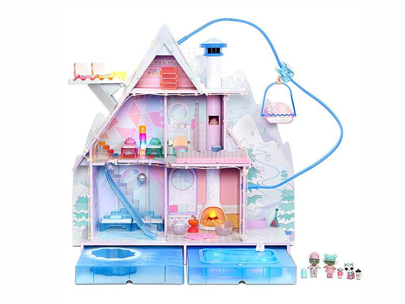 Кукольный домик L.O.L. Дом Зимнее Шале 562207