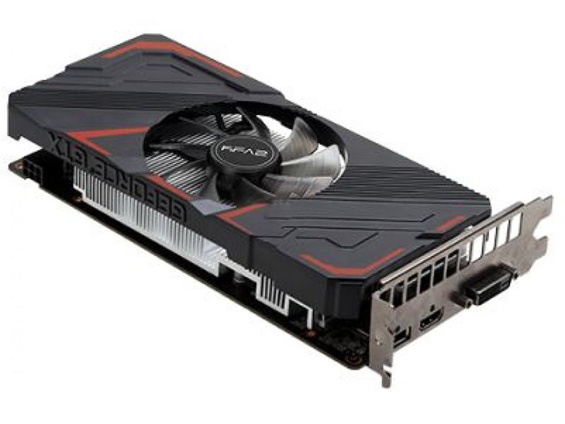 Видеокарта KFA2 GeForce GTX 1660 Super Prodigy 1530Mhz PCI-E 3.0 6144Mb 14000Mhz 192 bit DP DVI HDMI HDCP 60SRL7DS46PK