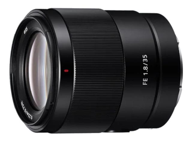 лучшая цена Объектив Sony SEL-35F18F 35 mm F/1.8
