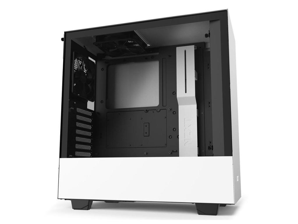 Корпус NZXT H510 White CA-H510B-W1