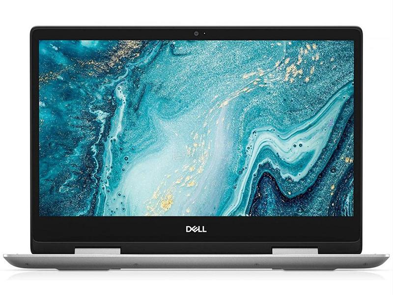 Ноутбук Dell Inspiron 5491 Silver 5491-8283 (Intel Core i3-10110U 2.1 GHz/4096Mb/256Gb SSD/Intel HD Graphics/Wi-Fi/Bluetooth/Cam/14.0/1920x1080/Touchscreen/Windows 10 Home 64-bit)