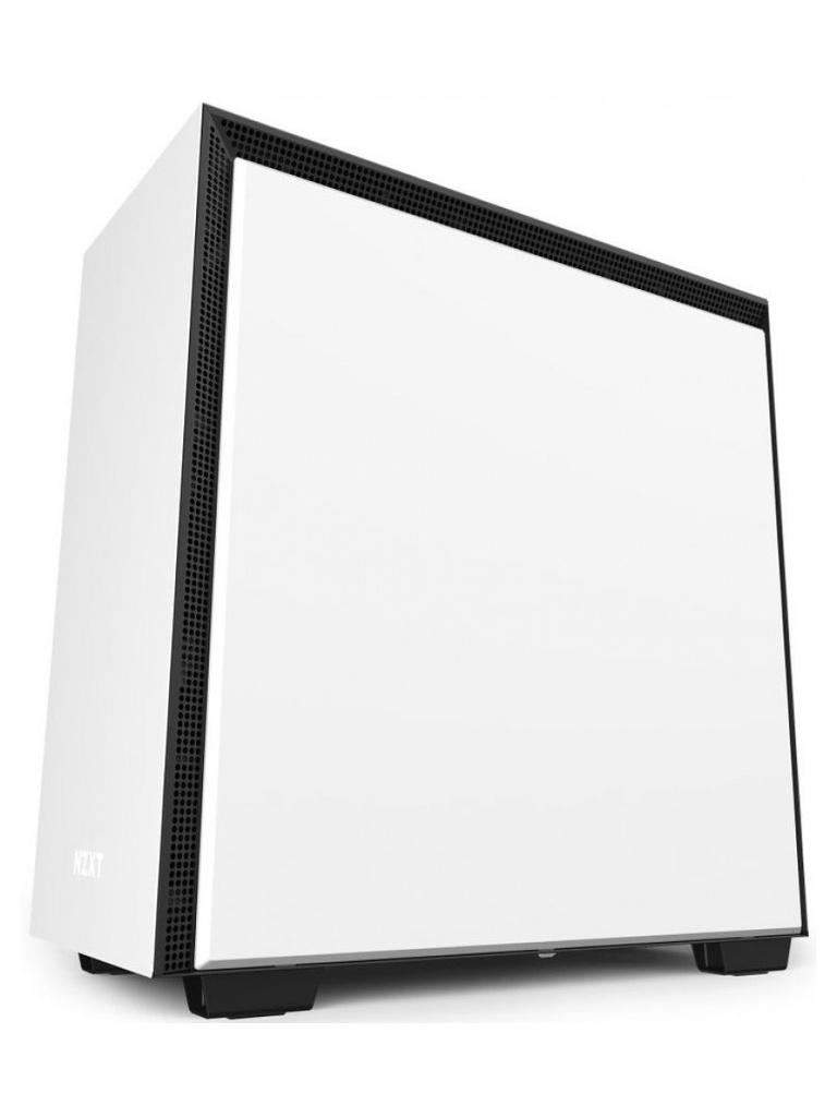 Корпус NZXT H710i White-Black CA-H710i-W1 корпус nzxt h710 white ca h710b w1