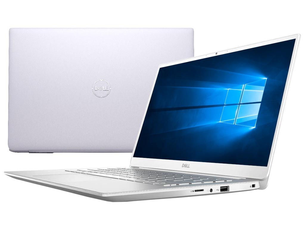 Ноутбук Dell Inspiron 5490 Silver 5490-8368 (Intel Core i3-10110U 2.1 GHz/4096Mb/1000Gb + 128Gb SSD/Intel HD Graphics/Wi-Fi/Bluetooth/Cam/14.0/1920x1080/Windows 10 Home 64-bit)