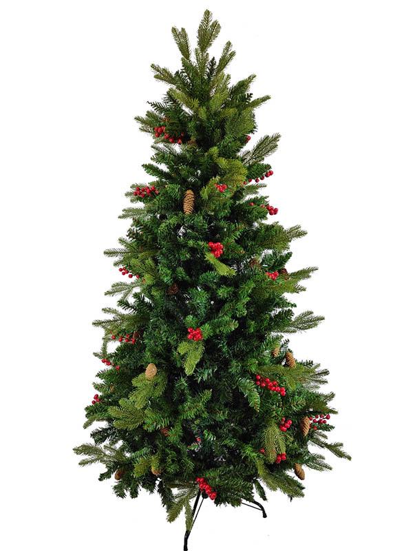 Ель Christmas 6108-YR010B 2.1 м 1060908