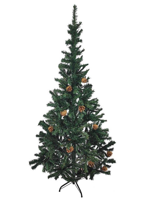 Ель Christmas 6009-6 210cm 1060396
