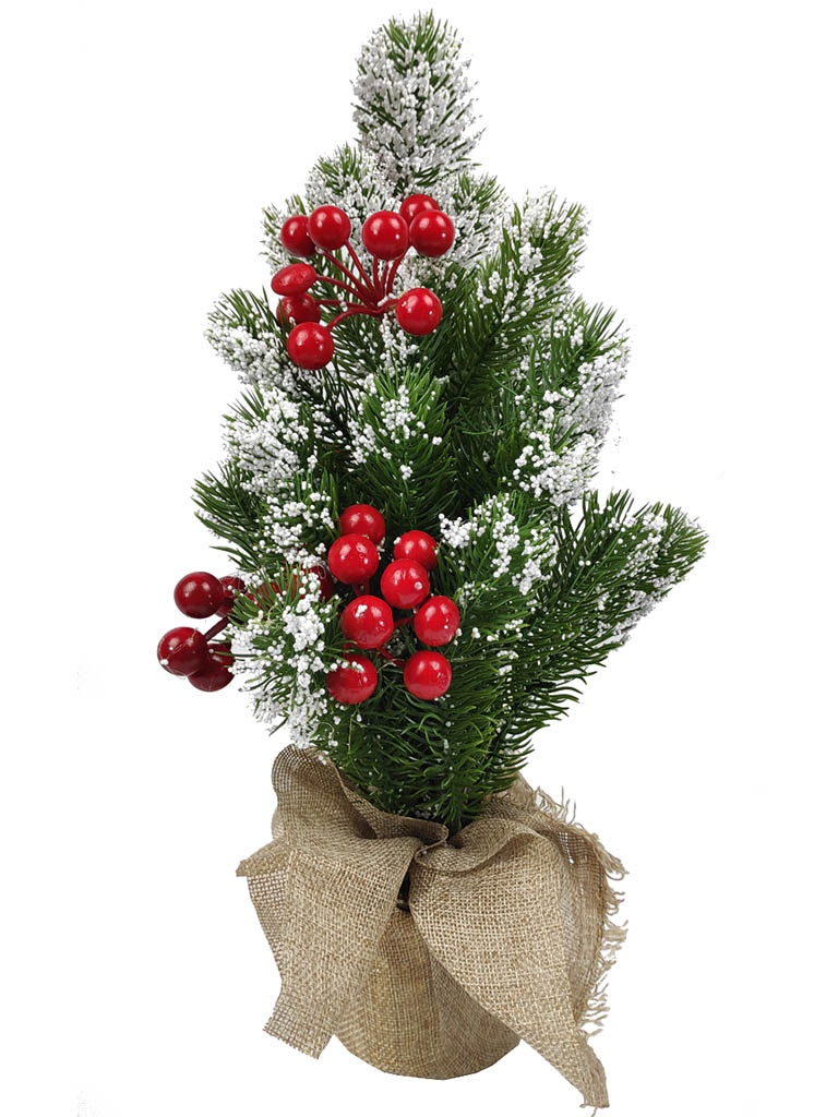 Ёлочка настольная Christmas 9155-6 38cm 1060704