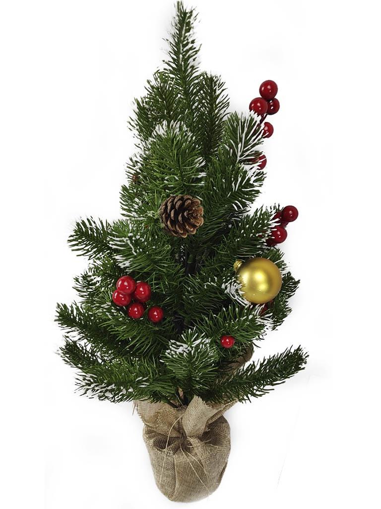 Ёлочка настольная Christmas 9155-5 50cm 1060703