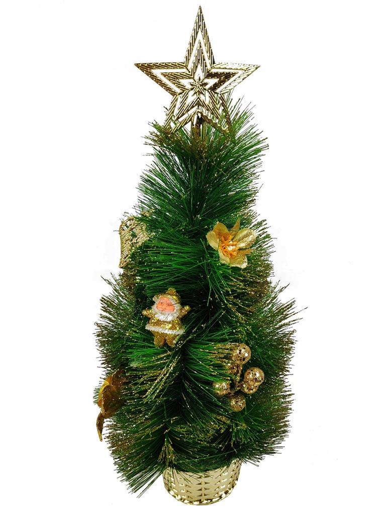 Ёлочка настольная Christmas 9155-4 47cm 1060702