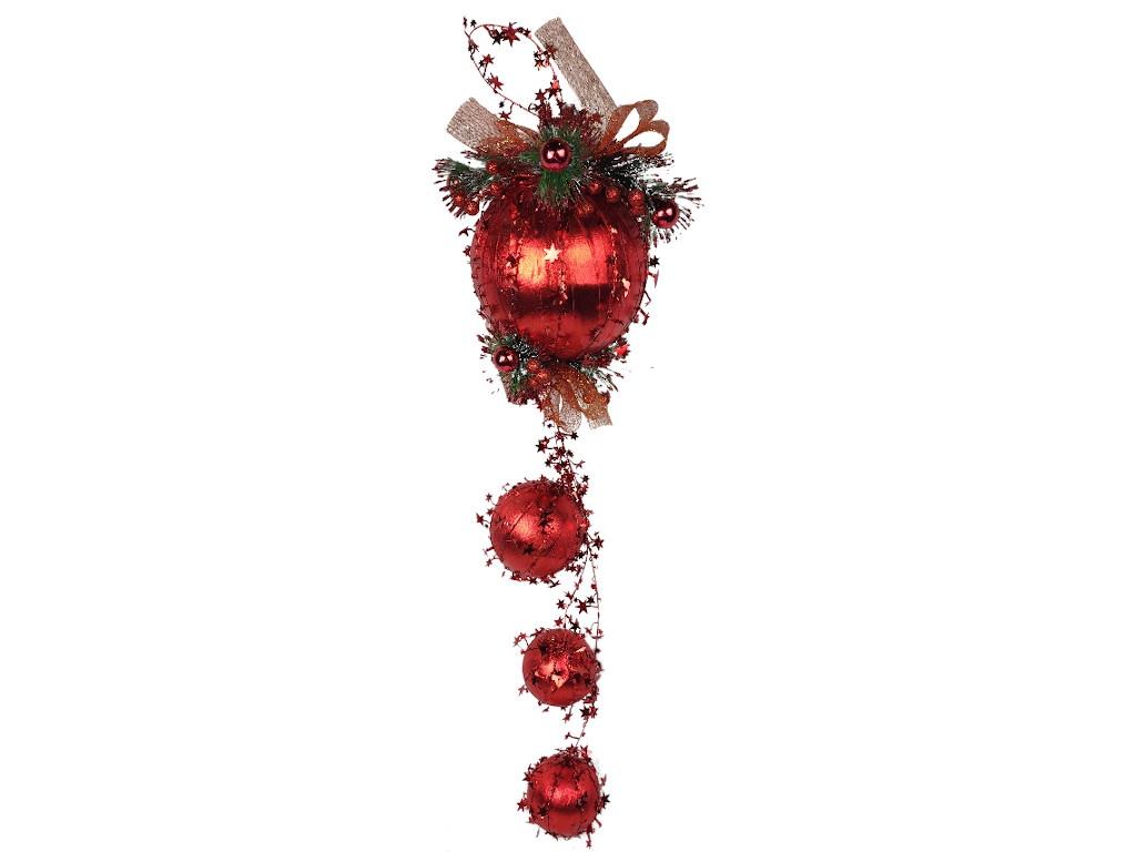 Украшение Jewel Night 6007-3 80cm 1060758