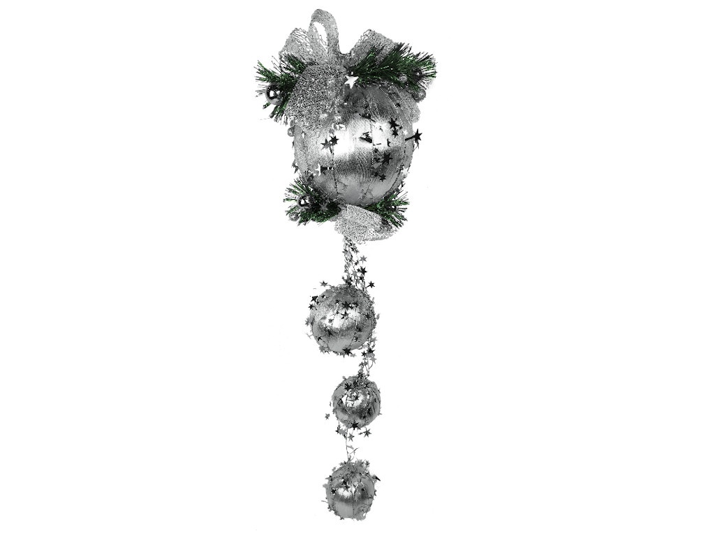 Украшение Jewel Night 6007-2 80cm 1060757