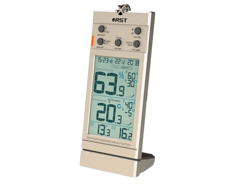 Термометр RST Pro 02419 Champagne