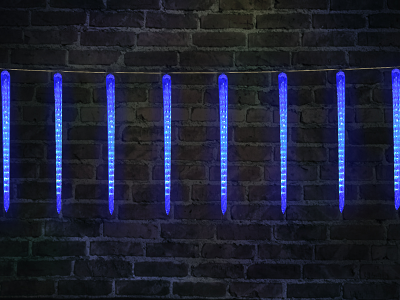 Гирлянда Luxor Сосульки BC-688 176 светодиодов 1.90x0.5m 1058943