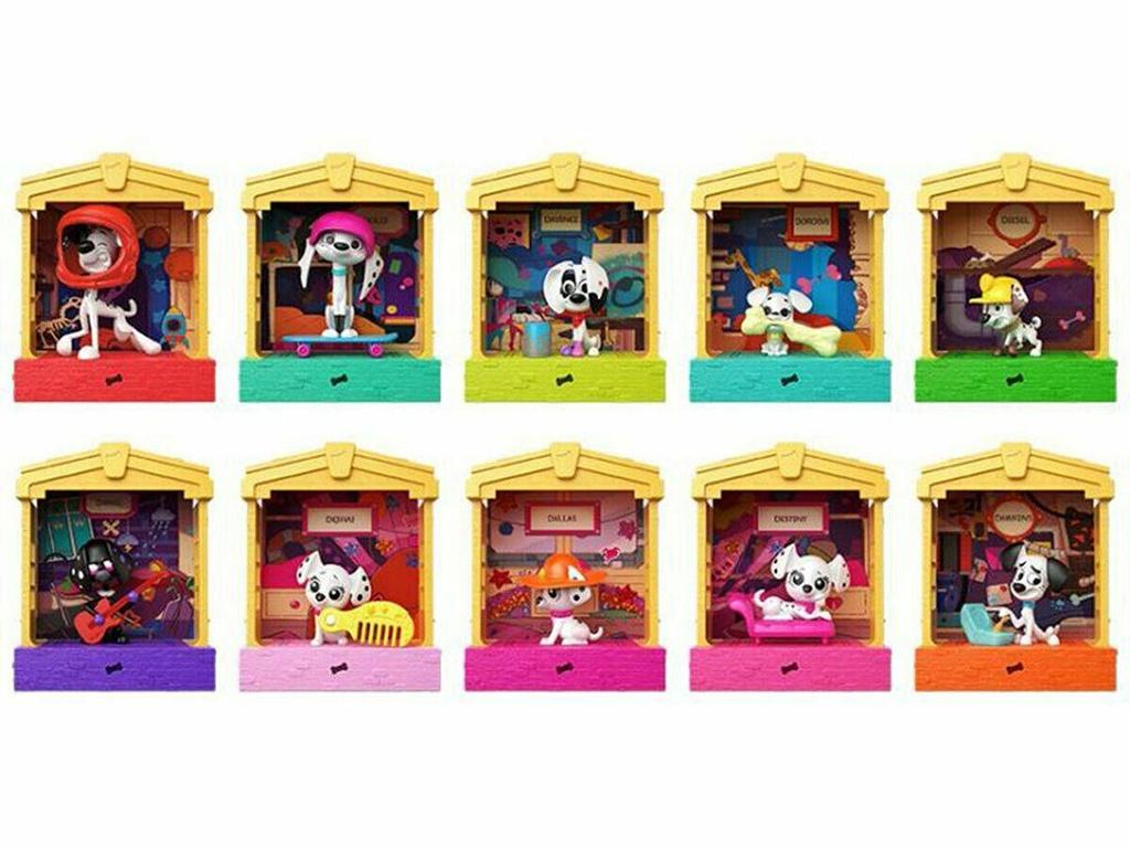 Кукольный домик Mattel 101 Dalmatians Домик GBM26