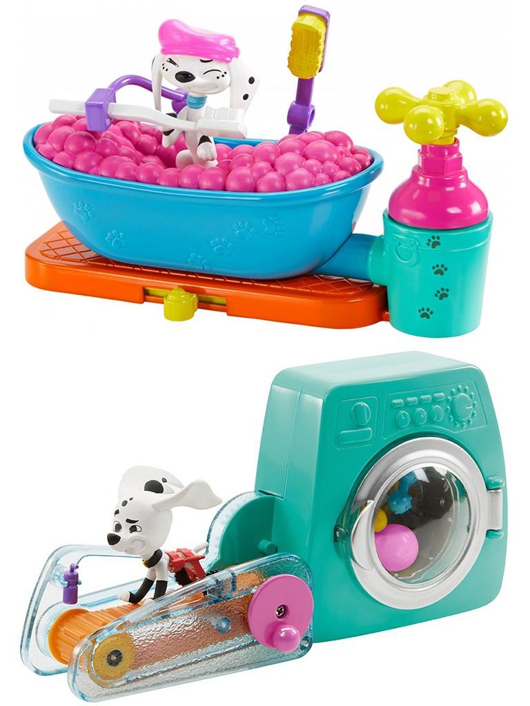 Mattel 101 Dalmatians Банные приключения GBM46