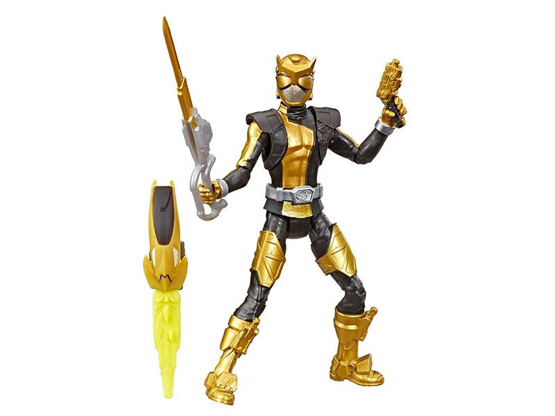 Игрушка Hasbro Золотой Рейнджер с боевым ключом E6030ES0