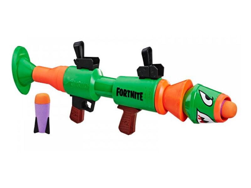 Игрушка Hasbro Нёрф Фортнайт Ракетница E7511EU4