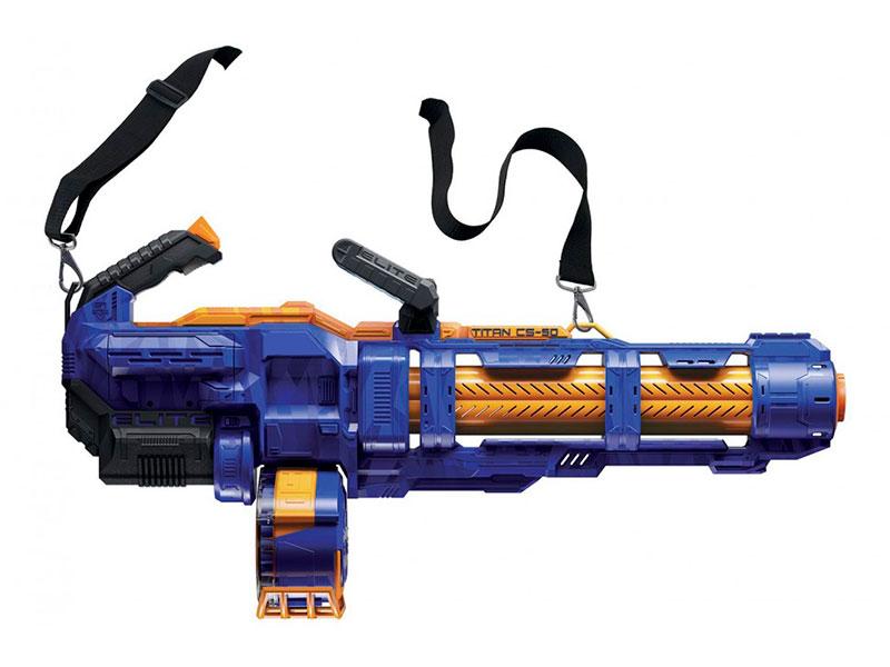 Игрушка Hasbro Бластер Элит Титан Нёрф E2865EU4