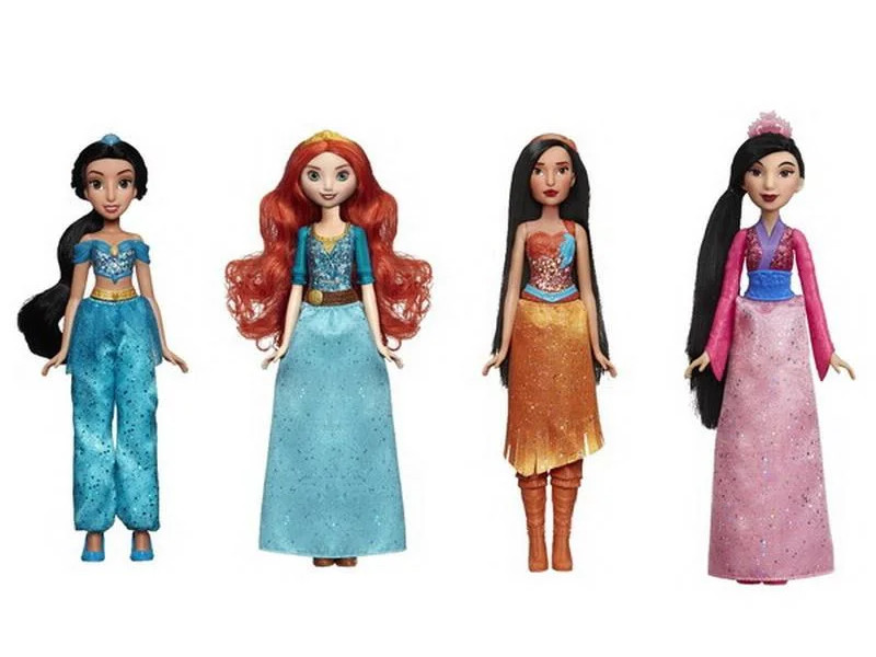 Игрушка Hasbro Кукла Princess Disney E4022EU4