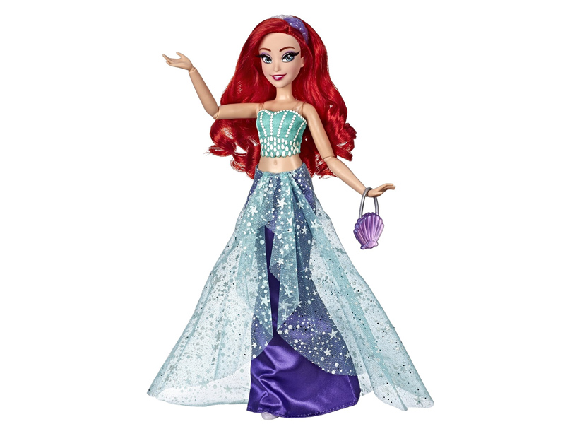 Игрушка Hasbro Кукла Princess Disney Модная Ариэль E83975X0