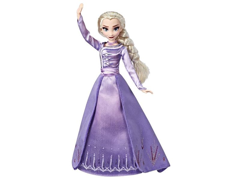 Игрушка Hasbro Кукла Холодное сердце 2 Делюкс E5499EU4