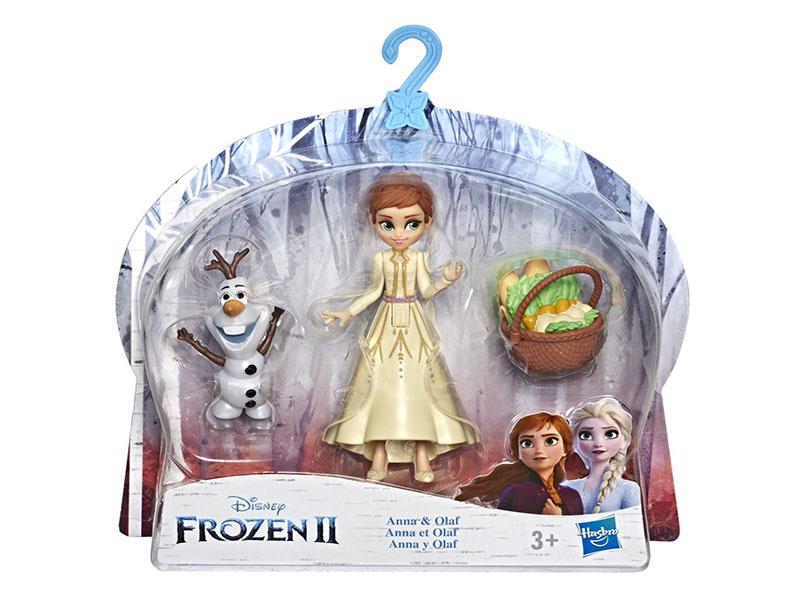 Игрушка Hasbro Игровой набор Холодное сердце 2 Кукла и друг E5509EU4