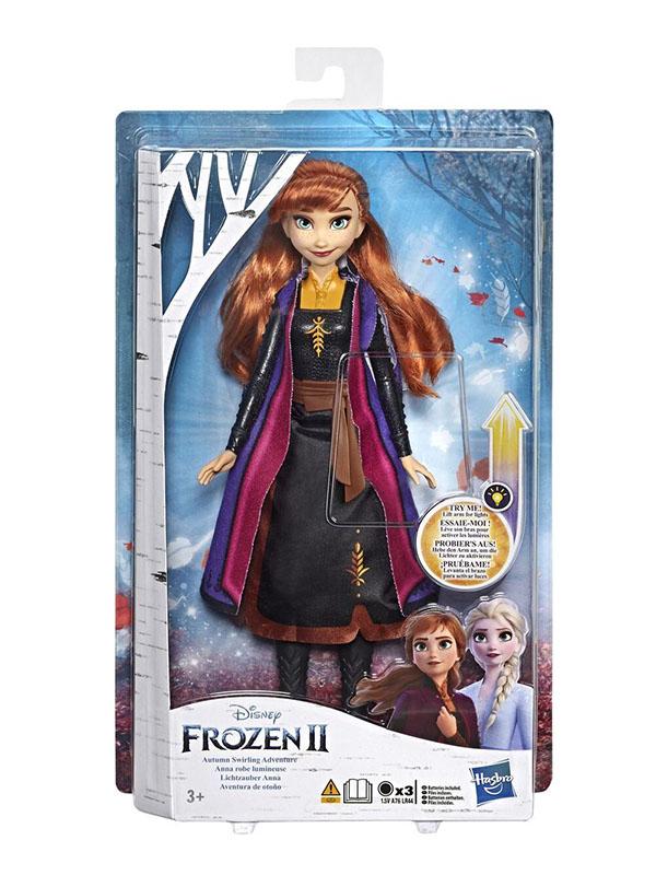 Игрушка Hasbro Кукла Холодное сердце 2 Сверкающее платье E6952EU4