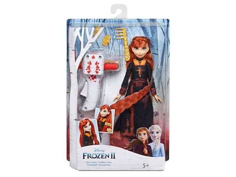 Игрушка Hasbro Кукла Холодное сердце 2 Магия причесок E6950EU4