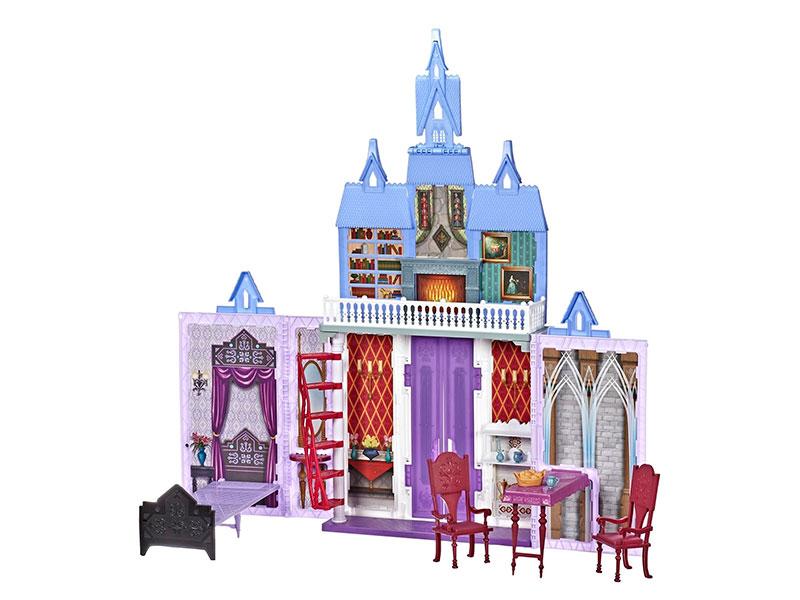 Игрушка Hasbro Игровой набор Замок Холодное сердце 2 E5511EU4