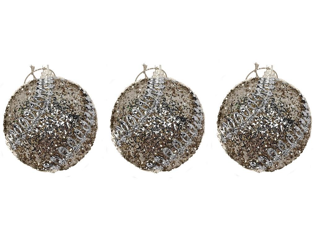 Украшение Jewel Night BC-549 10cm 3шт 1060745