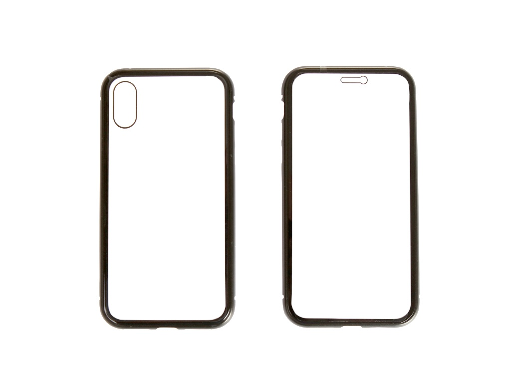 Аксессуар Чехол Activ 360 Magnetic Glass для APPLE iPhone X/XS Black 108707