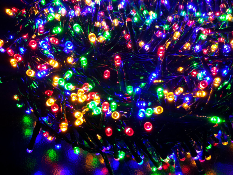 Гирлянда Winter Glade CM1000 1000 LED Multicolor
