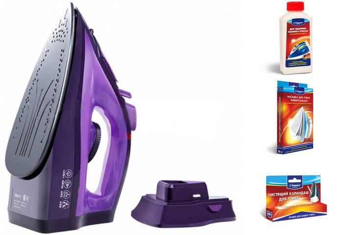 Утюг Xiaomi Lofans Electric Steam Iron Purple YD-012V Выгодный набор + серт. 200Р!!!