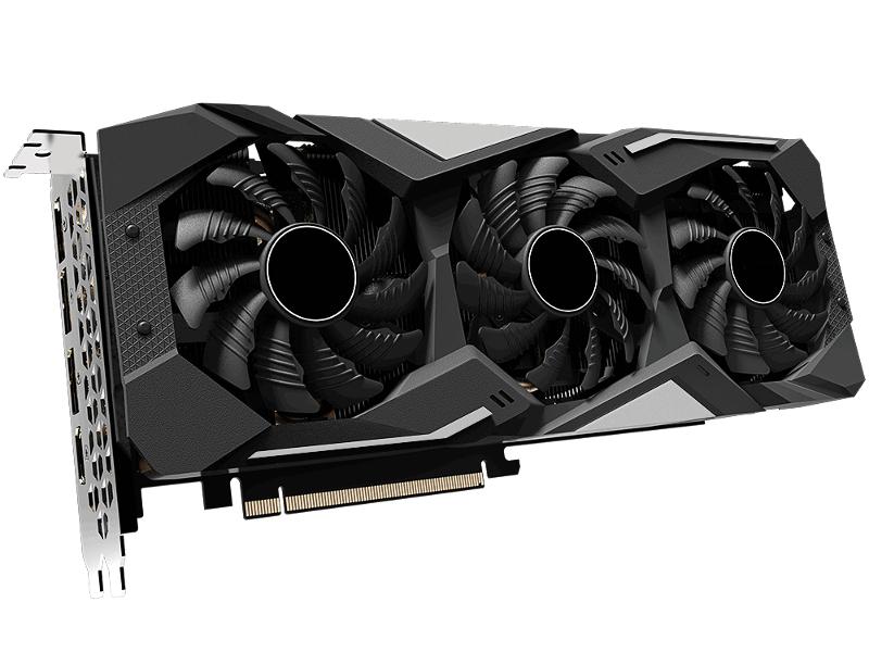 Видеокарта GigaByte Radeon RX 5700 XT 1650Mhz PCI-E 4.0 8192Mb 14000Mhz 256-bit HDMI 3xDP GV-R57XTGAMING OC-8GD Выгодный набор + серт. 200Р!!!