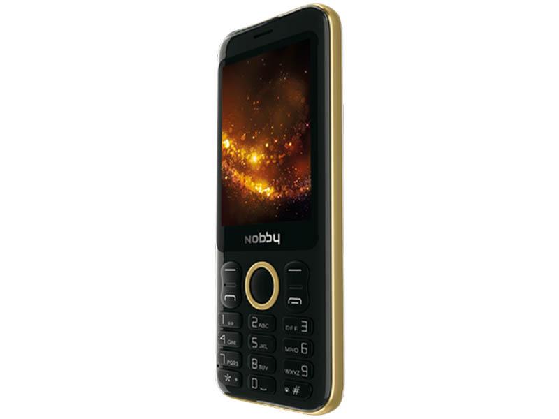 Сотовый телефон Nobby 321 Gold сотовый