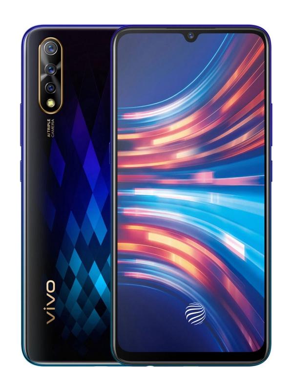 Сотовый телефон Vivo V17 Neo 128Gb Diamond Black фото