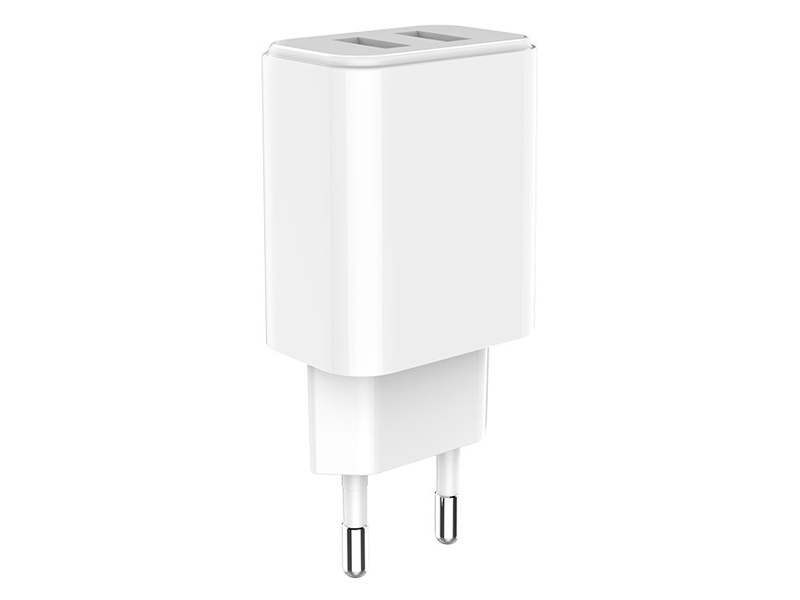 Зарядное устройство Hoco C62A Victoria White