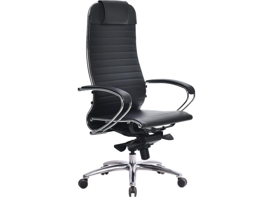 Компьютерное кресло Метта Samurai K-1.03 Black