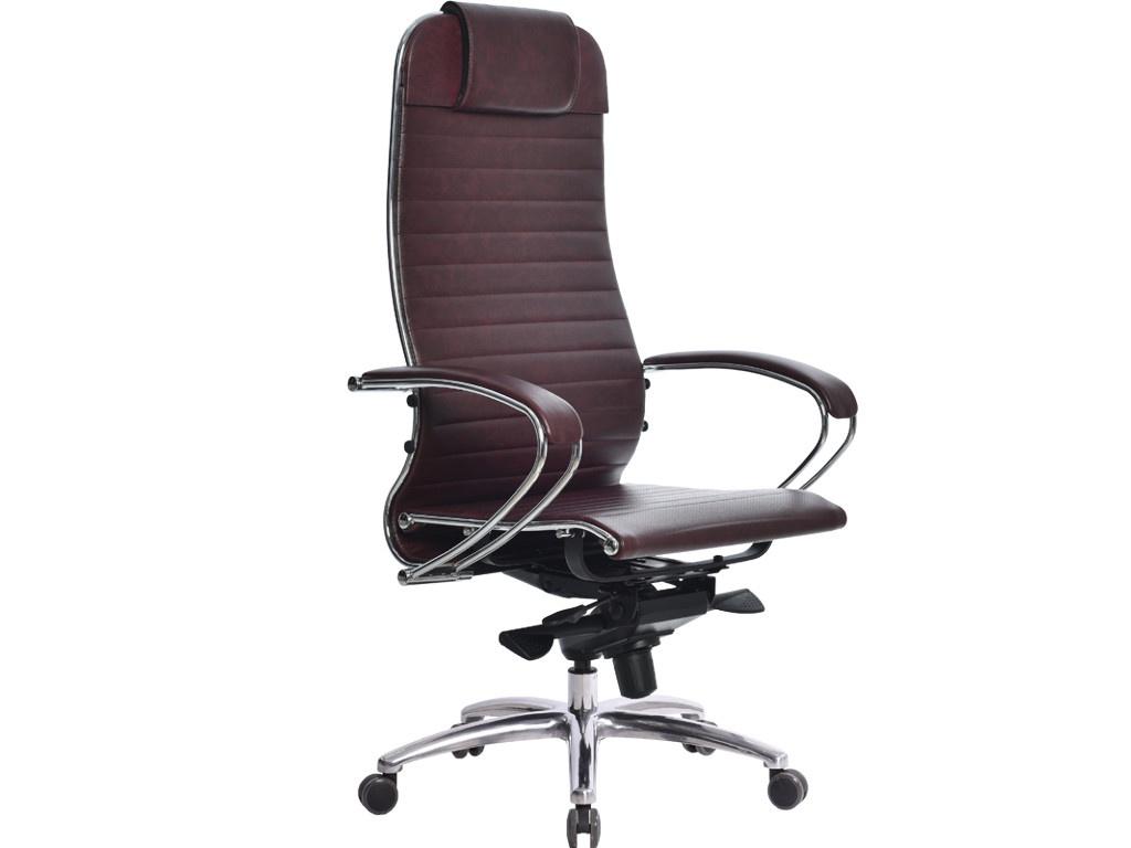 Компьютерное кресло Метта Samurai K-1.03 Dark Bordo