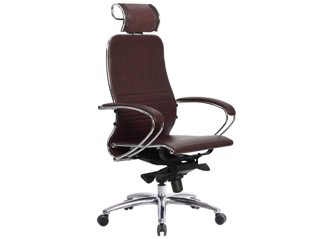 Компьютерное кресло Метта Samurai K-2.03 Dark Burgundy