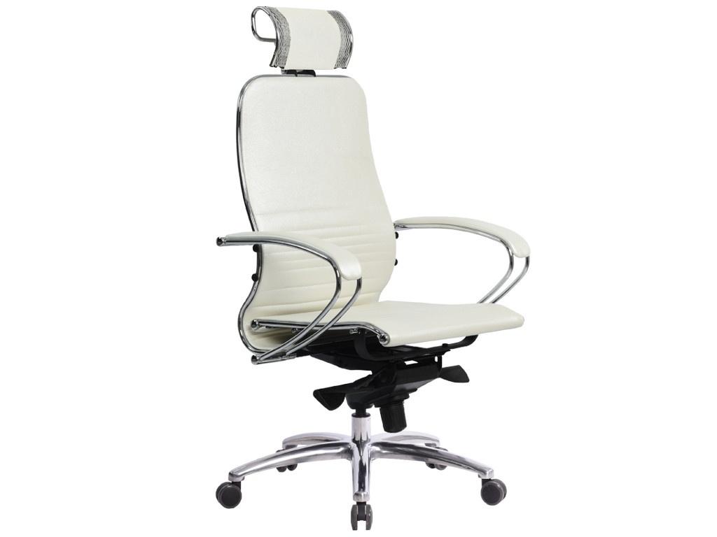 Компьютерное кресло Метта Samurai K-2.03 White