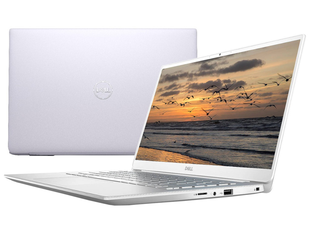 Ноутбук Dell Inspiron 5490 5490-8399 (Intel Core i5-10210U 1.6GHz/8192b/512Gb SSD/No ODD/nVidia GeForce MX230 2048Mb/Wi-Fi/Bluetooth/Cam/14.0/1920x1080/Linux) — 5490