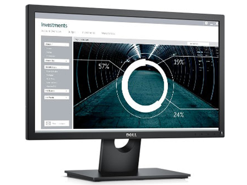 Монитор Dell E2218HN Black Выгодный набор + серт. 200Р!!!