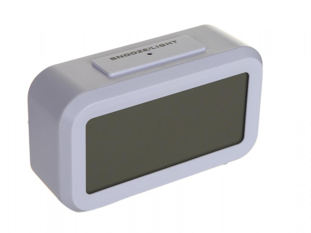 Часы Perfeo Snuz PF-S2166 White PF_A4848