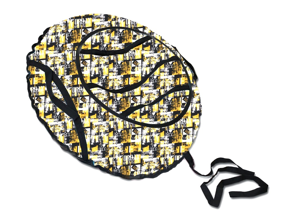 Тюбинг Belon Принт Нью-Йорк 100cm СВ-003-НЬЮ-ЙОРК
