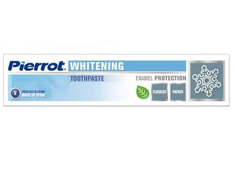 Зубная паста Pierrot Whitening 75ml 8411732108414